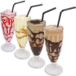 Ice Cream, Milkshake, Slush & Crepe Mix