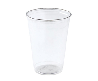 Clear Smoothie Cup 16oz (Sleeve)