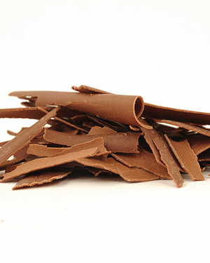 Belgian Milk Chocolate Shavings 2.5kg