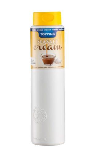 Luxury Italian Sea Salt Caramel Topping Sauce (1034)