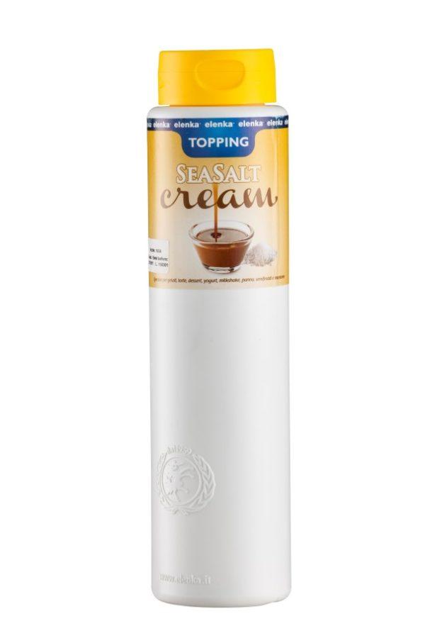 Luxury Italian Sea Salt Caramel Topping Sauce