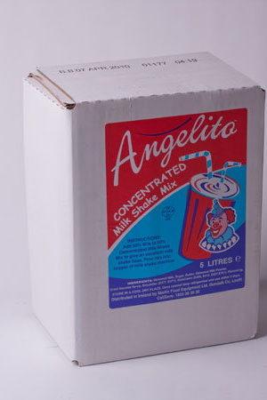 Angelito Milkshake 5 Litre