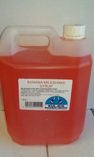 Kulkis Banana Milkshake Flavour