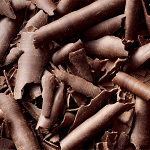 Belgian Dark Chocolate Shavings