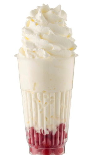 Clear Sundae Cup Tall 7oz (Case)