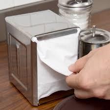 Serviettes Dispenser Large