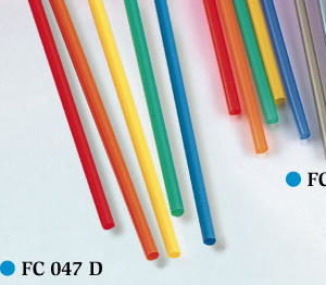 Bendy Straws (250) 240mmx8mm