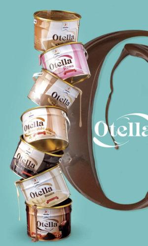 Otella Mandorla Crock (Toblerone Style ripple)