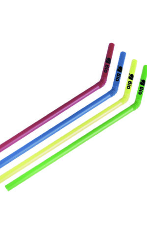 Compostable Bendy Straws