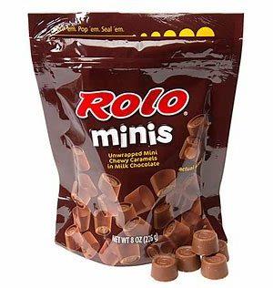 Nestle Mini Rolos
