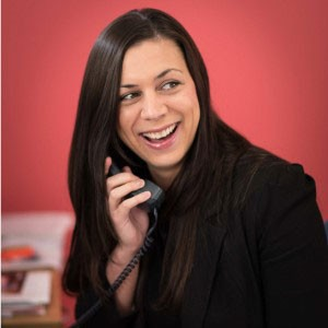 Danielle Wallace, Sales Executive