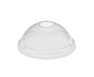 Clear Smoothie Dome Lid 9/10oz