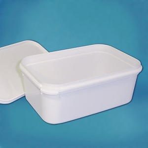 Case Ice Cream Tubs & Lids 1 Litre (Case)
