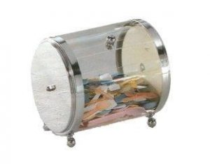 Article 27 Clear Perspex Barrel