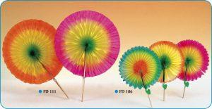 Large Suns (Flower Wheel)