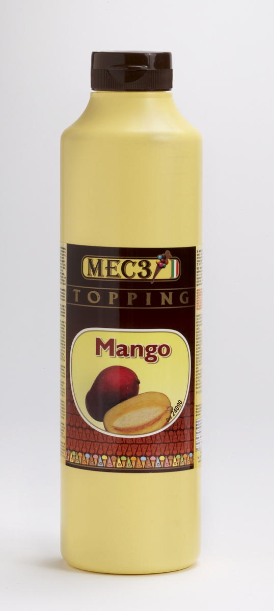 Luxury Italian Mango Topping Sauce