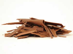 Belgian Milk Chocolate Shavings