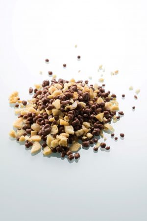 Chocolate & Plain Honeycomb Pieces Mix