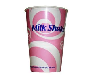 Dairyglen Milkshake Cup 16oz (Sleeve)