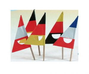 Assorted Sails Large (25cms)