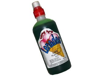 Lenados Lime Topping Sauce