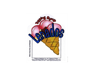 Lenados Strawberry Topping Sauce