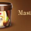 856 Otella Chocolate hazelnut Ripple (Variegato) 3kg